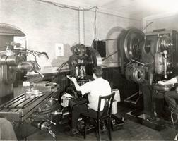 metal stamping in 1930s